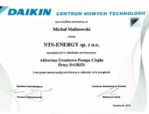 Daikin -Michał